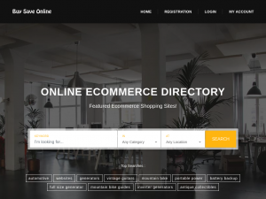 buy save online