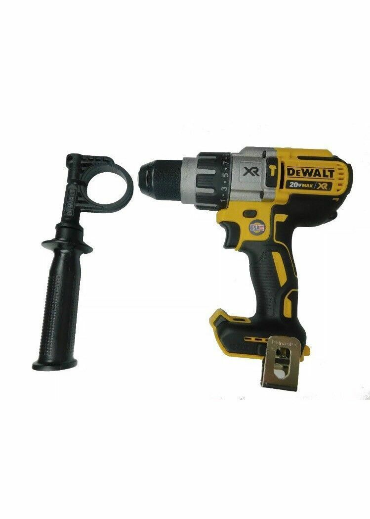 DEWALT DCD996B 20V 20 Volt Lithium Ion  Brushless 1/2″ Hammer Drill New DCD995B