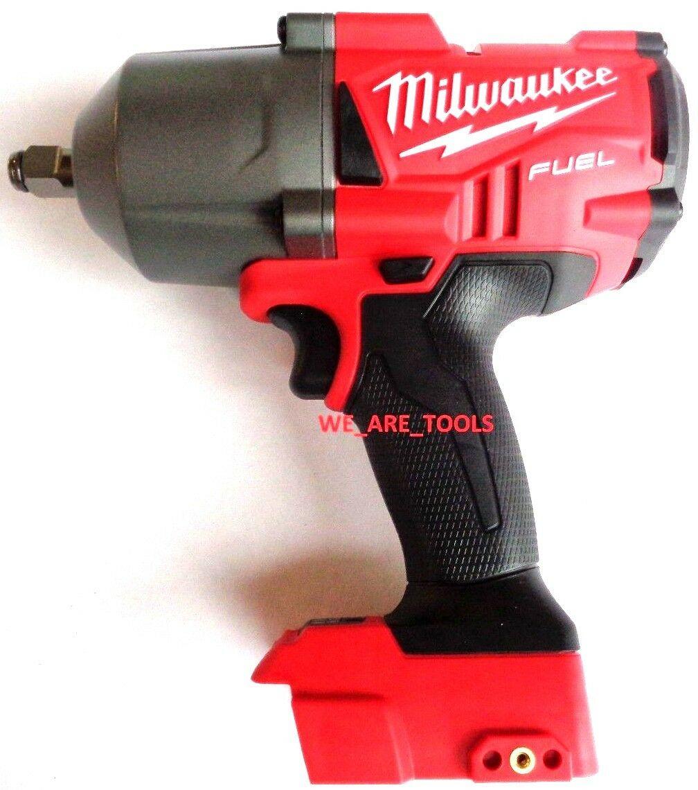Milwaukee FUEL 2767-20 18V 1/2″ Cordless Brushless Impact Wrench Ring M18