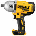 Dewalt DCF899B 20v MAX* XR Brushless 1/2″ Impact Wrench, Detent (Bare)