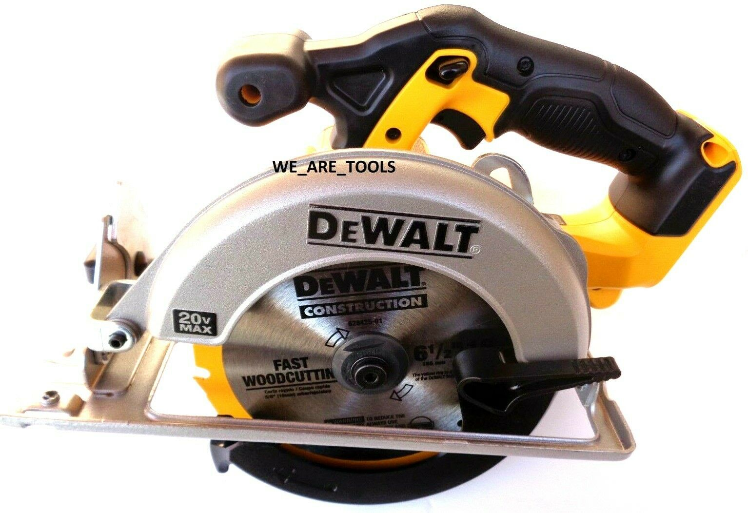 NEW Dewalt DCS393 20V Cordless Battery Circular Saw 6-1/2″ 20 Volt W/ Blade