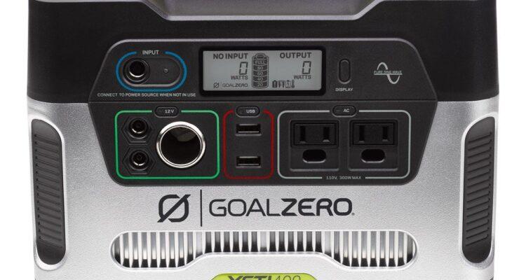 Goal Zero Generators